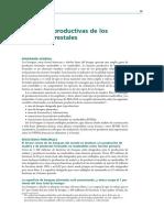 Funciones Productivas de Los Recursos Forestales