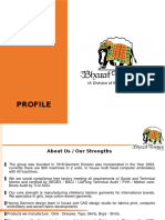 Bharat Tissus Childrean Wear Profile 31 Aug 2016
