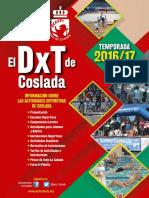 DEPORTE | El DXT de Coslada / Temporada 2016/17