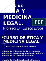 A Ética Profesional, Temas 1 y 2a..