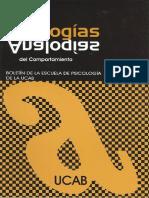 Revista Analogías del Comportamiento n° 10