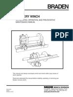 PB162 R3 Recovery Winch Service 4-2010