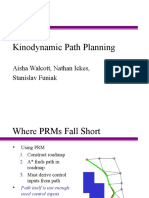 Kinodynamic Path Planning