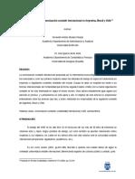 Los avances de la armonización contable internacional en Argentina, Brasil y Chile copia_2.doc