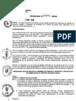 ORDENANZA 055-2010/MDSA