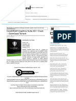 CorelDRAW Graphics Suite X8 + Crack - Download Torrent _ DTorrent