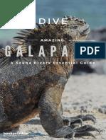 E Book Galapagos Islands
