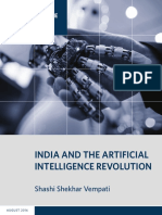 India and the Artificial Intelligence Revolution