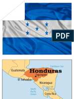 Honduras Es Un País de América