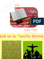 Power Point LECTIO DIVINA