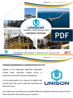 corporate overview 8 sep 2016