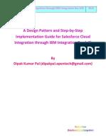 Salesforce Cloud Integration Through IBM Integration Bus (1)