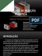 Processo de Injeção Plástica
