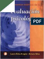 FUNDAMENTOS TEÓRICOS DE LA EVOLUCIONA PSICOLOGICA