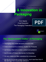 Science & Innovation in Packaging - Westminster FNF-Feb 10
