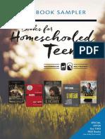 Books for Homeschooled Teens