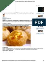 Epic Street Foods That Explain Why Kolkata is India's Gastronomic Capital