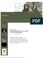 Complementary colours in the Viking Age - Model Dads blog.pdf