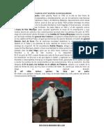 Biografia José Silverio Olaya Balandra