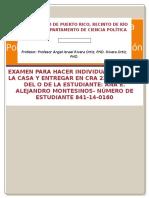 Examen Final de Llevar a La Casa-CIPO 3035