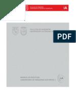 Manual de Prácticas_Máquinas Eléctricas 1