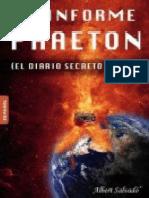 El Informe Phaeton (El Diario Secreto de Noe) - Salvado Albert