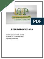 Realidad Bolviana