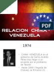 RELACION  CHINA –VENEZUELA.pptx