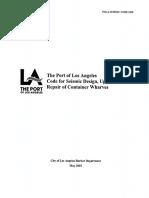 Code of Los Angeles Port