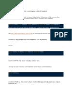 DATAbase - Imp Questions