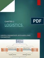 Topic No 2 Logistics