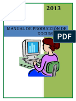 Manual Producir Documentos Segun Las Normar Icontec Colombiana