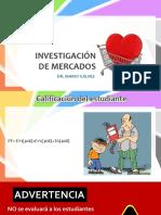INVESTIGACIÓN de MERCADOS. Sesión 01. Fundamento Biológico Del Marketing