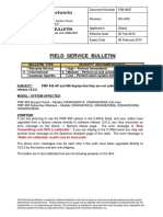 PMP 450 Radios Not Calibrated