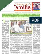 EL AMIGO DE LA FAMILIA 11 septiembre 2016
