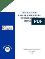 414 Guía Nacional Para El Manejo de La Infección Por El Virus Zika