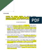 CG-164-2009-Comisión Revisión Anteproyecto Politics y Programs 2010