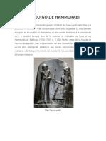 EL CÓDIGO DE HAMMURABI.docx