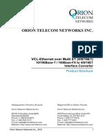 Ethernet e1 Deluxe