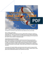 One Day at a Time Investor Packet