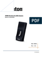 IB-WUA300N User Manual