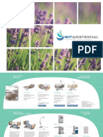 Catálogo NHT 2016