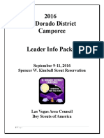 2016 Camporee Leader Guide
