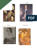 Album de Simon Bolivar
