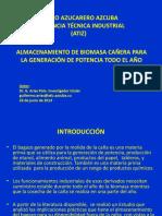 Biomasa- Generar Potencia