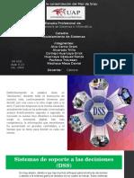 Sistemas de Soporte a Decisiones (DSS)