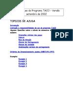 Tutorial Visualtaco