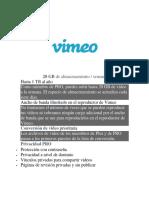 Vimeo Wistia