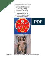 21.Epistola El Redentor Documento Inedito ,Del Maestro Samael Aun Weor,Develado Por Vm Principe Gurdjieff