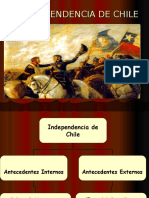 La Independencia de Chile